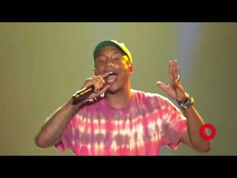 Pharrell Happy | Live at Global Citizen Festival Hamburg