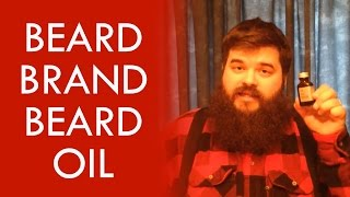 Review: Tea Tree Beard Oil by Beardbrand