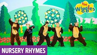 The Wiggles Nursery Rhymes - Five Little Monkeys