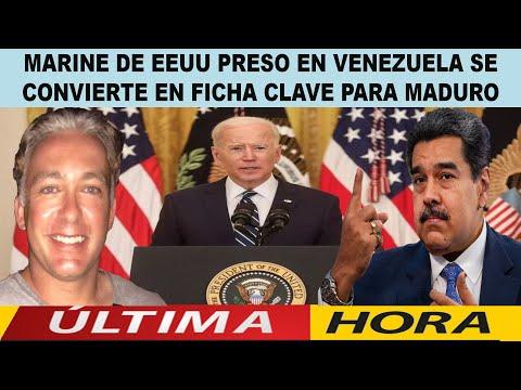 👻 👺 👻  MARINE DE EEUU PRESO EN VENEZUELA SE CONVIERTE EN FIC