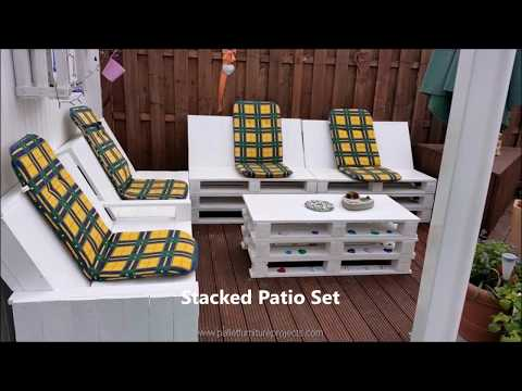 Easy Pallet Wood Projects
