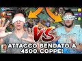 ATTACCO a 4500 BENDATO! Piazz VS King! | Clash of Clans ITA