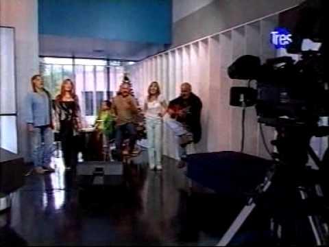 """madrigal en canal 3 rosario """"el ultimo café"""""""