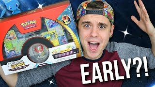 *BRAND NEW* The HUGE Shining Legends Premium Collections Box EARLY!!