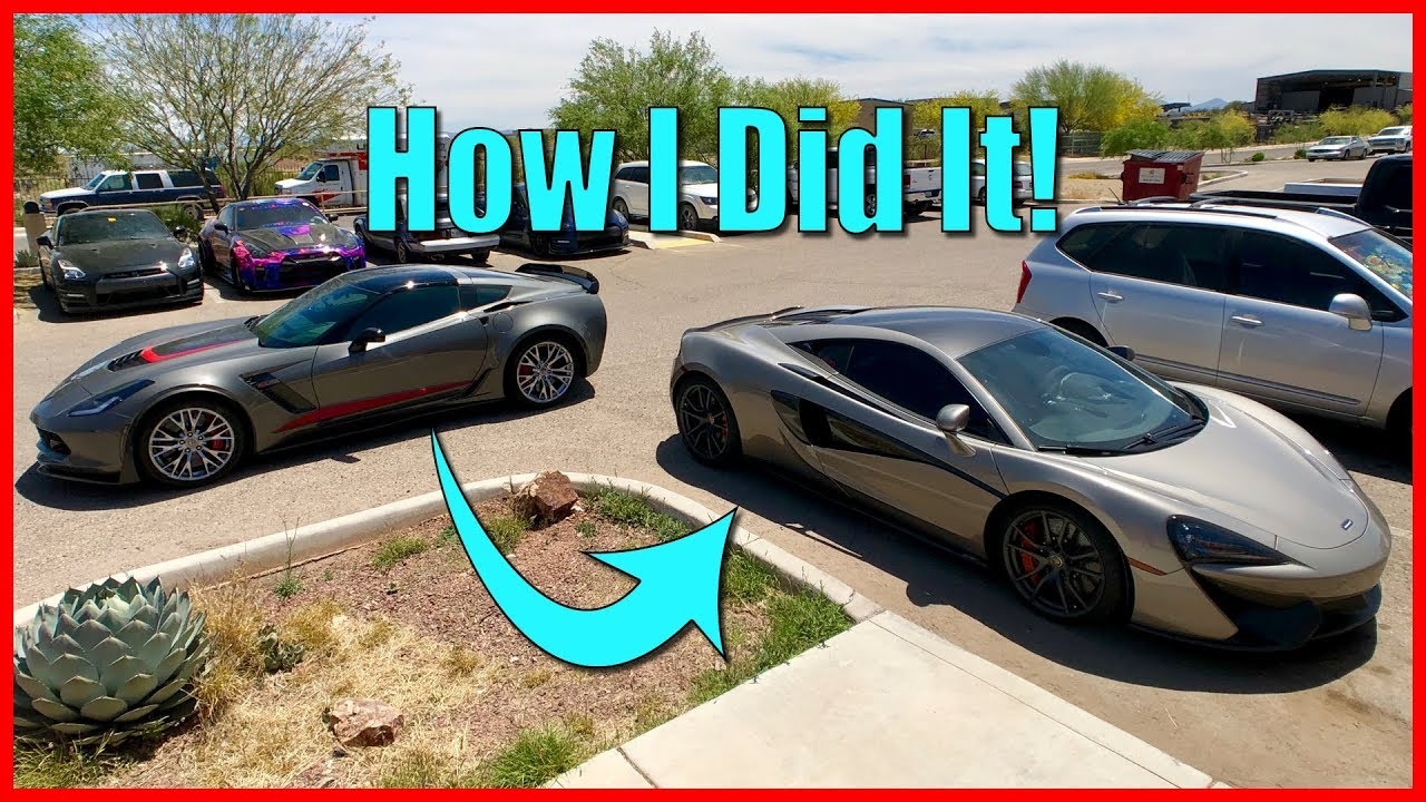 size youtube course exotic car hacks