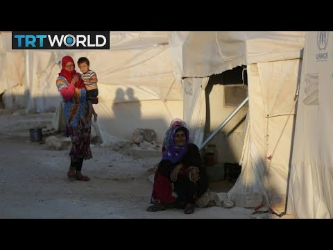 The War in Syria: Displaced people in Idlib brace for the worst