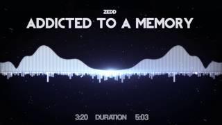zedd   addicted to a memory feat bahari hd visualized lyrics in description