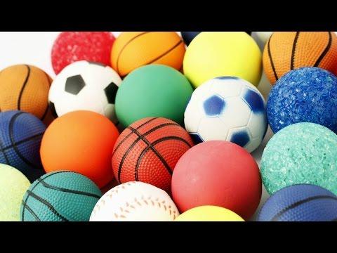 Играем в Мячики. Дети 6 - 7 лет