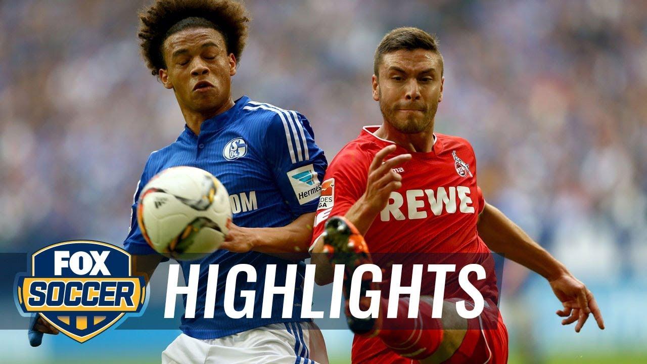 Schalke Vs Köln