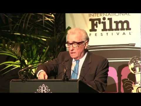 SBIFF 2012 - American Riviera Award to Martin Scorsese (Complete Event Part 4 of 4)