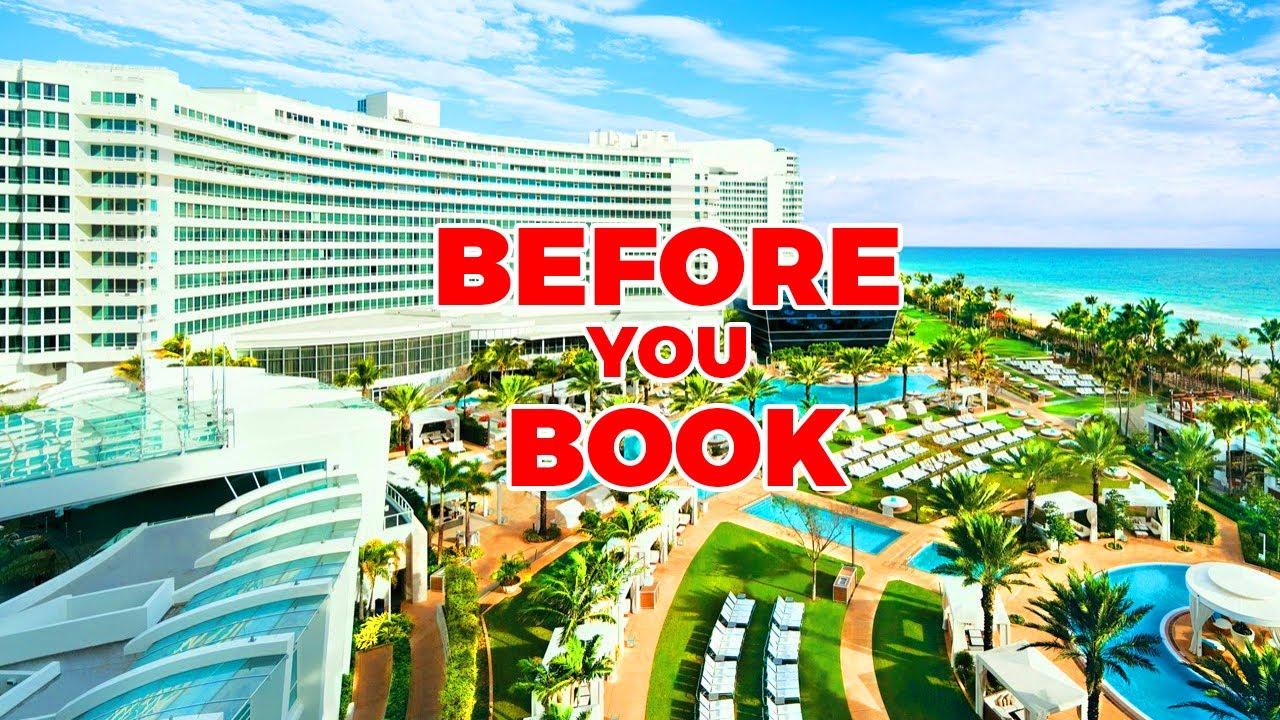 Fontainebleau Miami Beach Hotel Spa