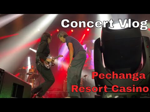 Concert Vlog.    Pechanga Resort Casino Temecula California