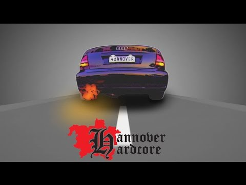 Hannover Hardcore 7 Sekunden Official Intro ( RS4 Limo 0-100 GTA Style )
