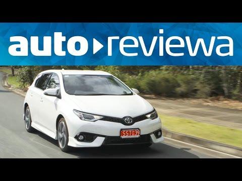 2015, 2016 Toyota Corolla Video Review Australia