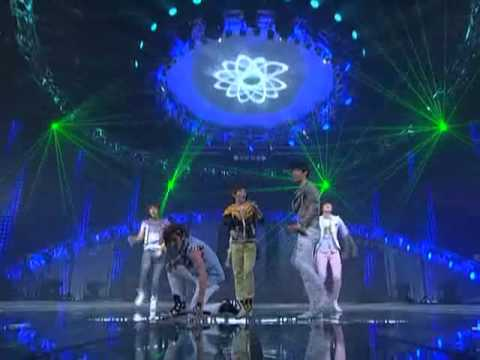 A'st1 - Dynamite(에이스타일 - 다이너마이트) @ SBS Inkigayo 인기가요 090503