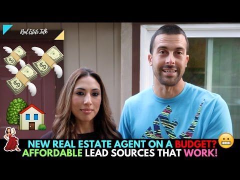 Real Estate Agent on a Budget: Affordable Lead Sources