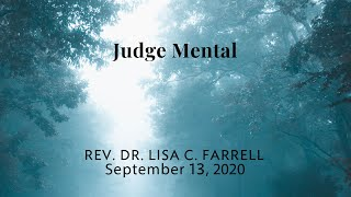 Judge Mental   Sept  13