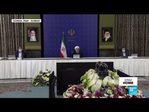 Coronavirus Pandemic: Iran Pleads For Help As It Fights Virus Under Sanctions