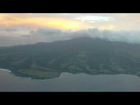 Moloka'i to Maui by Puddle Jumper