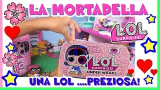 Baixar LOL SURPRISE UNDER WRAPS: nella MORTADELLA troviamo una SORELLA?! unboxing By Lara e Babou