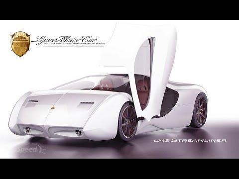 2017 Lyons Motor Car Lm2 Streamliner Extreme Sd