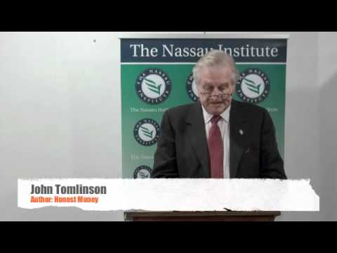John Tomlinson on Honest Money Pt 1 Securing the Bahamian Dollar