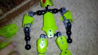 как сделать робота из лего фабрика героев
