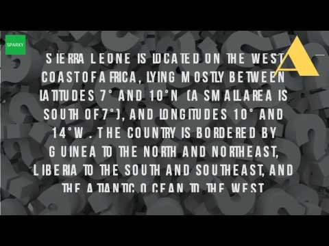 Is Sierra Leone A Country?