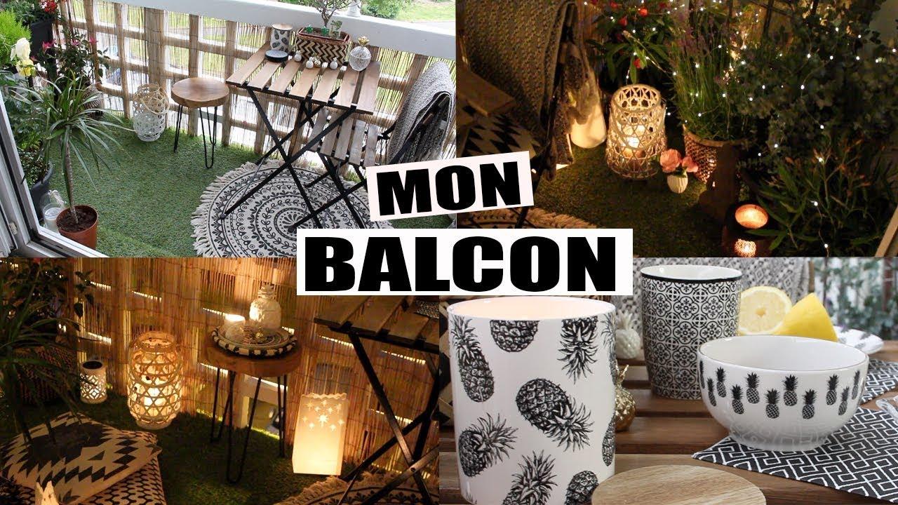 MON BALCON   AVANT/APRÈS   DÉCO U0026 AMÉNAGEMENT