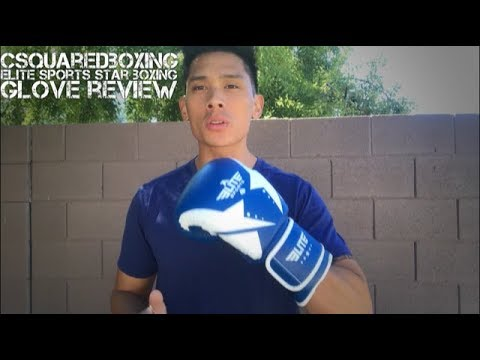 Elite Sports Star Gel Boxing Glove REVIEW