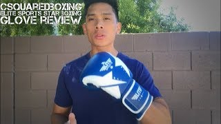 16 Ounce Elite Sports Star Gel Boxing Glove Review