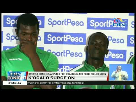 Gor Mahia unveils eight new players for next season