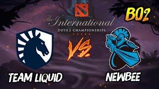 Team Liquid vs NewBee ► The Internationals Dota 2 2019 ( TI9 Day 1 ) 😎 | dota 2