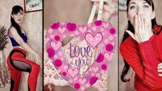 Примерка одежды на 14 февраля Романтика или жесть SHEIN