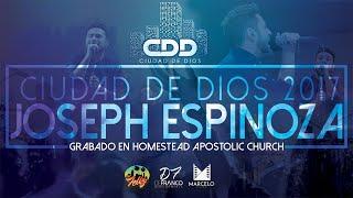 CIUDAD DE DIOS con Joseph Espinoza