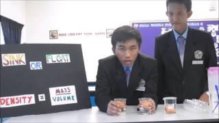 petrosains science show competition SMK SHAH ALAM