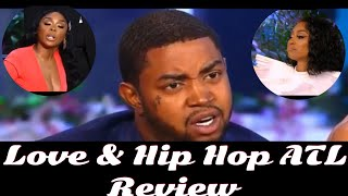 "Love & Hip Hop ATLANTA Season 8 Ep. 19 Review ""The Reunion Part 1"""