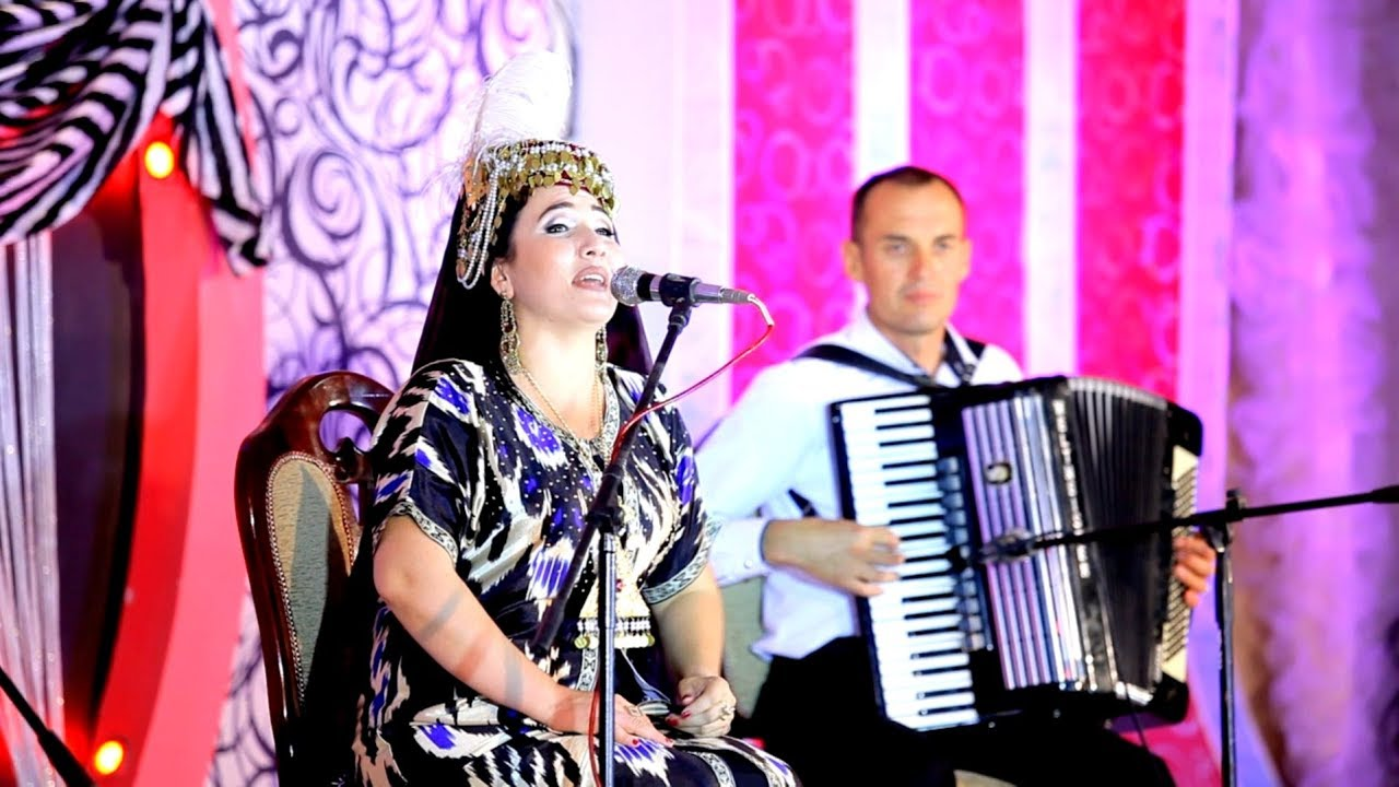 Sarvinoz Quryazova - Gul uzdim (jonli ijro)