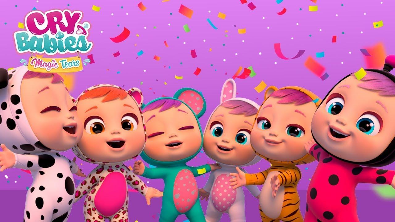 ?? An Nou Fericit ?? CRY BABIES ? MAGIC TEARS ? DESENE pentru copii ? COLECȚIA
