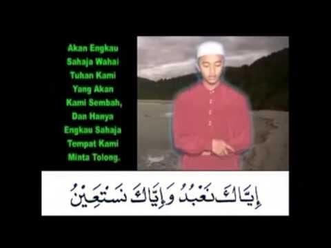 Alfatihah ustaz astro (Ustaz Dzulkarnain)