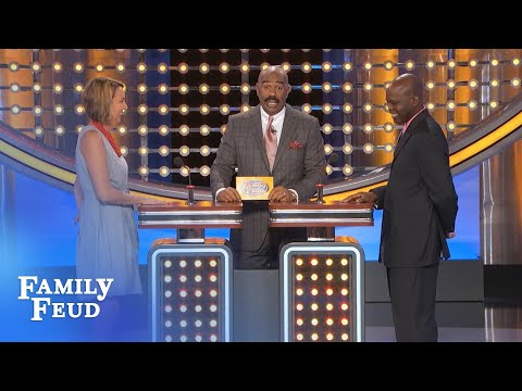 Family Feud 2014-15 Season Recap Part II