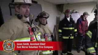 Search & Rescue Drill in East Berne