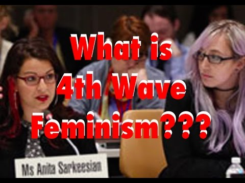 4th wave feminism explained (hopefully for the last time)