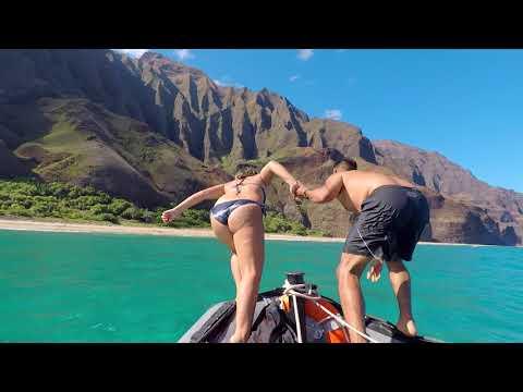 Kauai Boat Tours & Guides - Napali Coast Trip