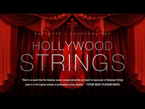 EastWest Hollywood Strings Overview