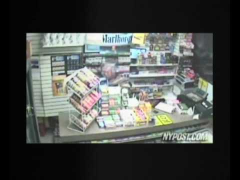 Thugs Try To Rob The Wrong Gas Station