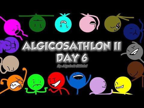 Algicosathlon II: Day 6