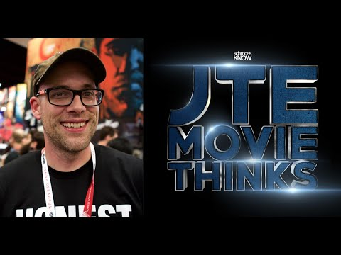 JTE Movie Thinks! - Ep #48. Dan Murrell Returns