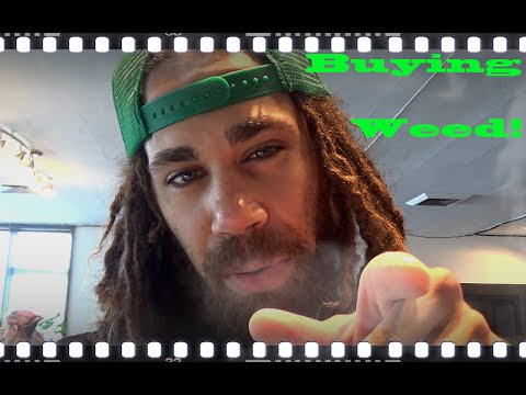 American Stoner | Buying a Recreational Joint!