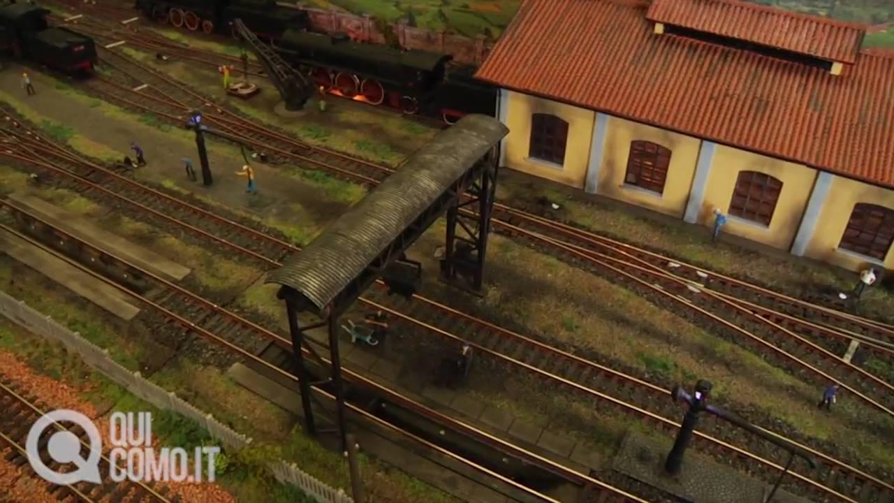 i treni rivarossi
